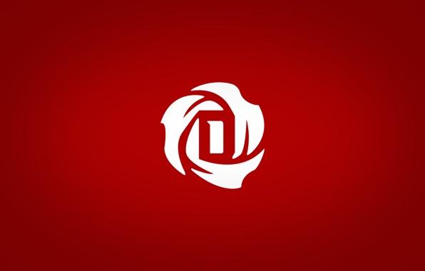 Wallpaper derrick rose drose drose wallpaper logo red logo nba 596x380