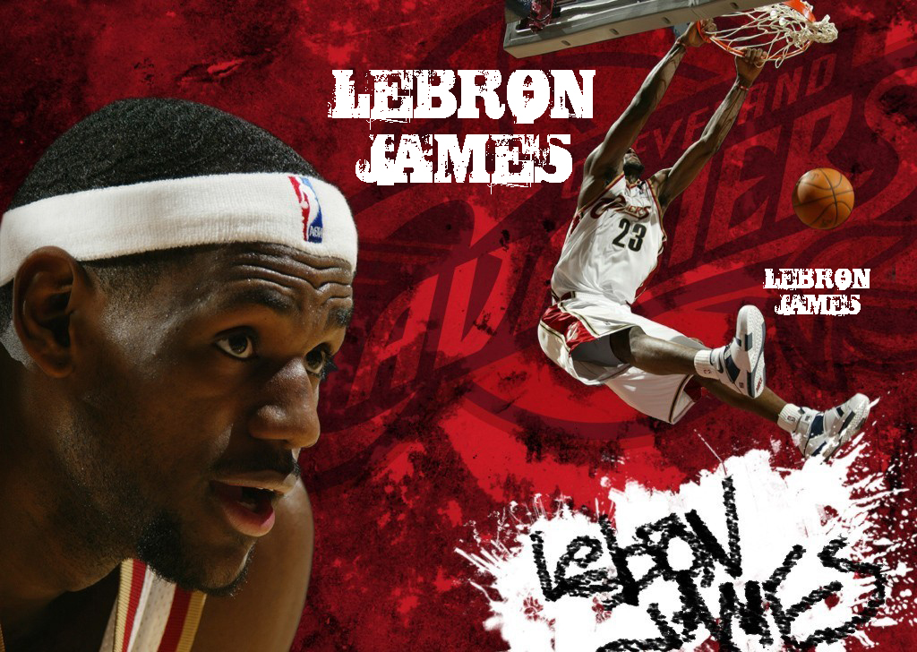 Player Stars Wallpapers Lebron James Wallpapers 1024x728
