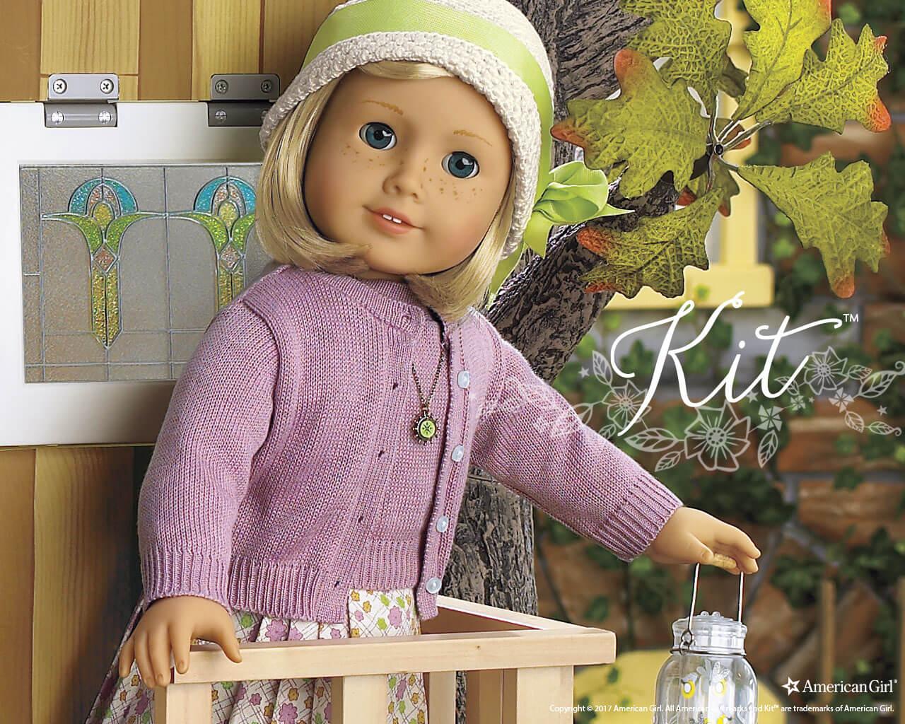 Kit Kittredge 1934 BeForever Play at American Girl 1280x1024