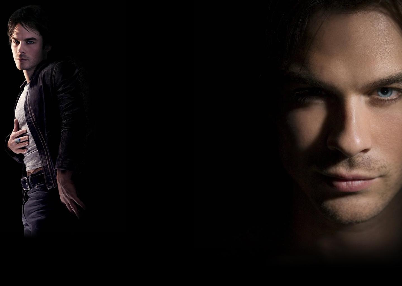 Ian Somerhalder Damon Salvatore Vampire diariessexy images 1440x1024