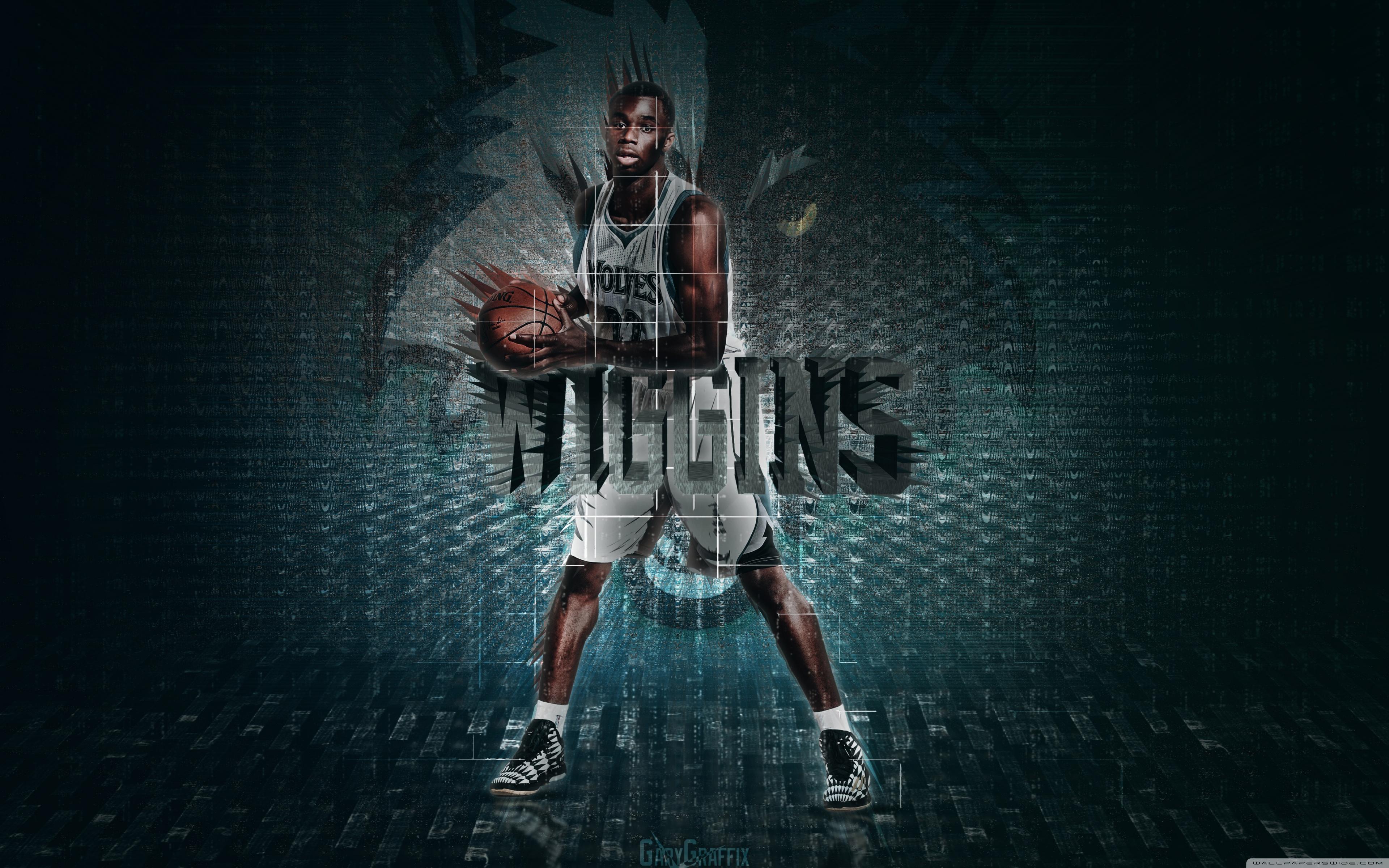 Andrew Wiggins Timberwolves Ultra HD Desktop Background Wallpaper 3840x2400