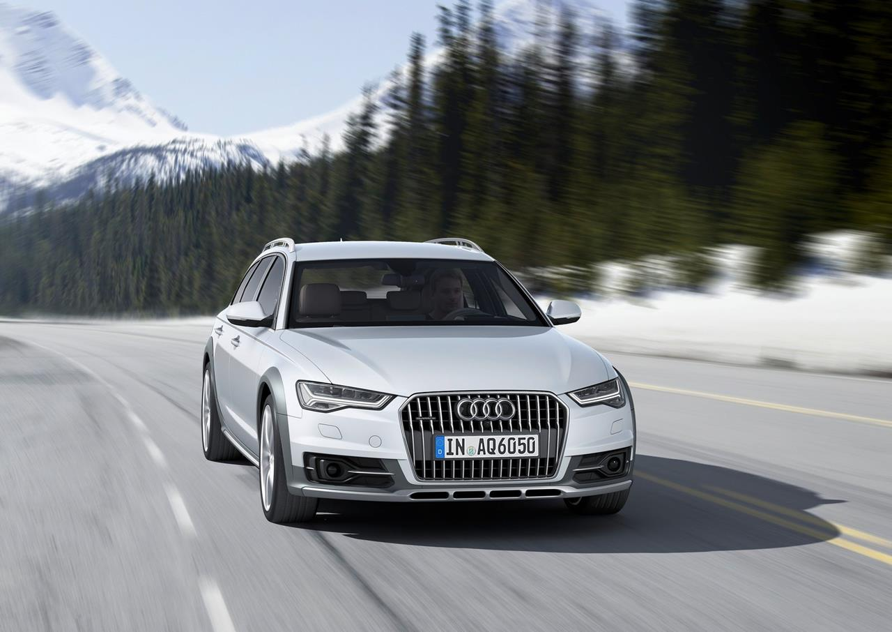Audi introduce a new car Audi A6 Allroad Auattro for 2015 which made 1280x906