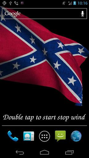 Rebel Flag Wallpaper PicsWallpapercom 288x512