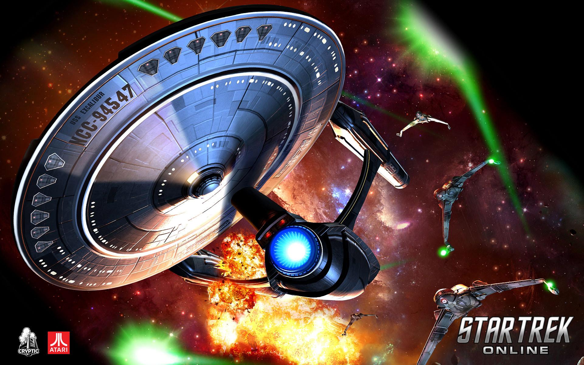 Star Trek Online Wallpaper 1920x1200
