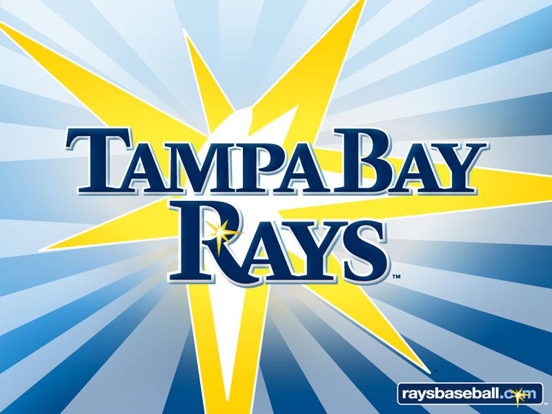 Download Tampa Bay Rays wallpaper Tampa Bay Rays Logo 800x600