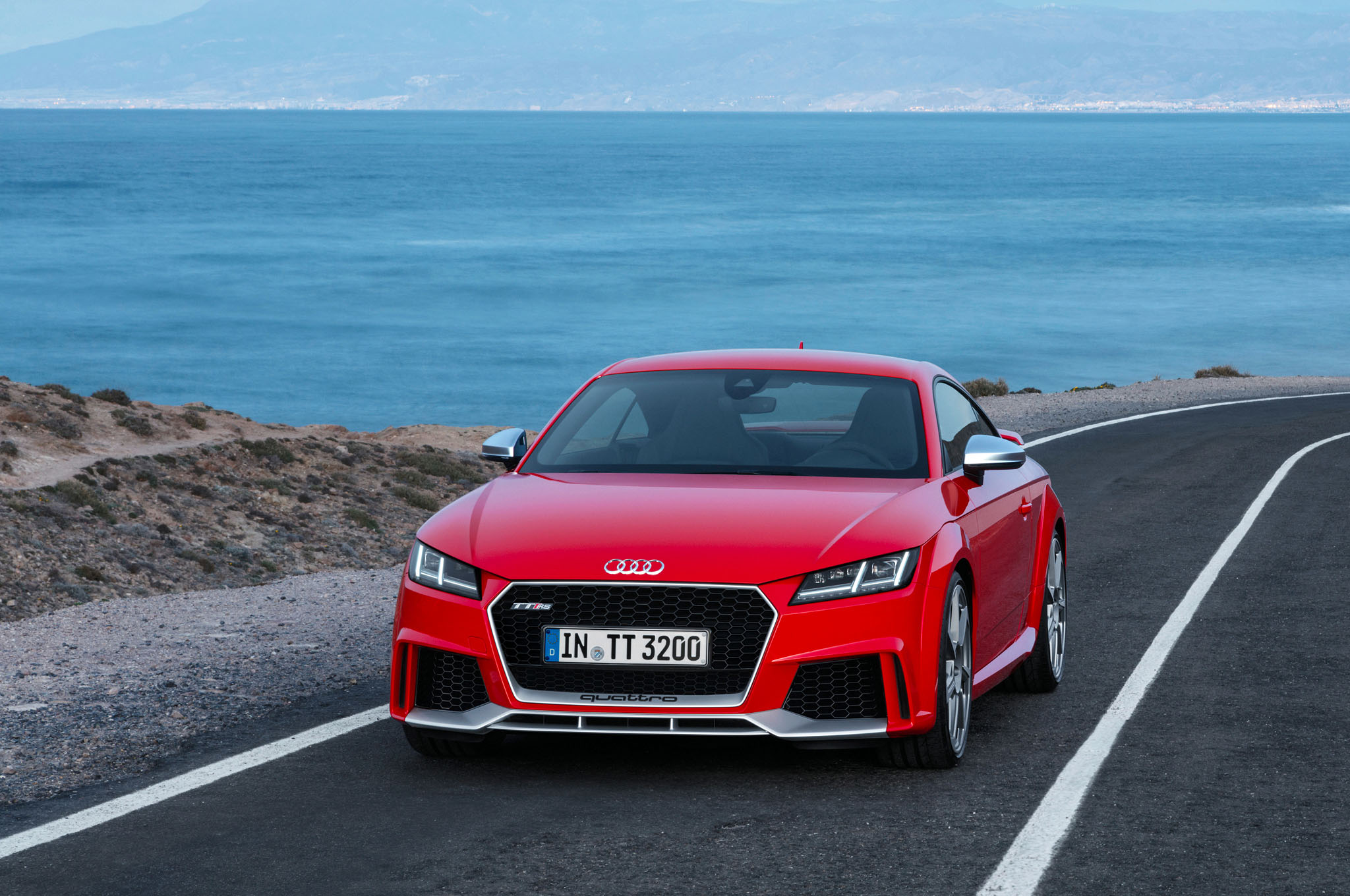 2017 Audi TT RS Coupe High-Definition Wallpaper | HD Car ...