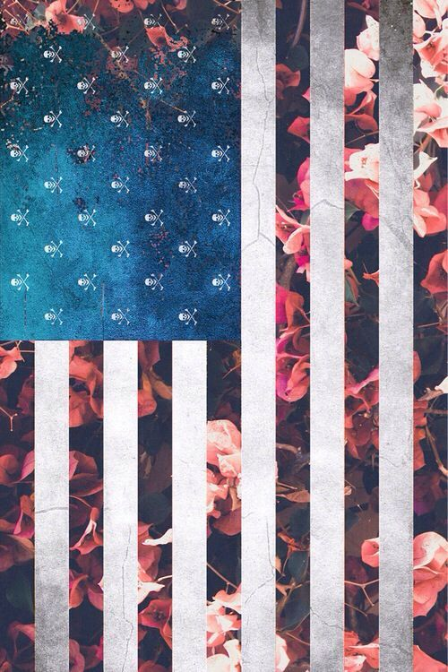 Vintage American Flag Wallpaper For Iphone 23 backgrounds to brighten 500x750
