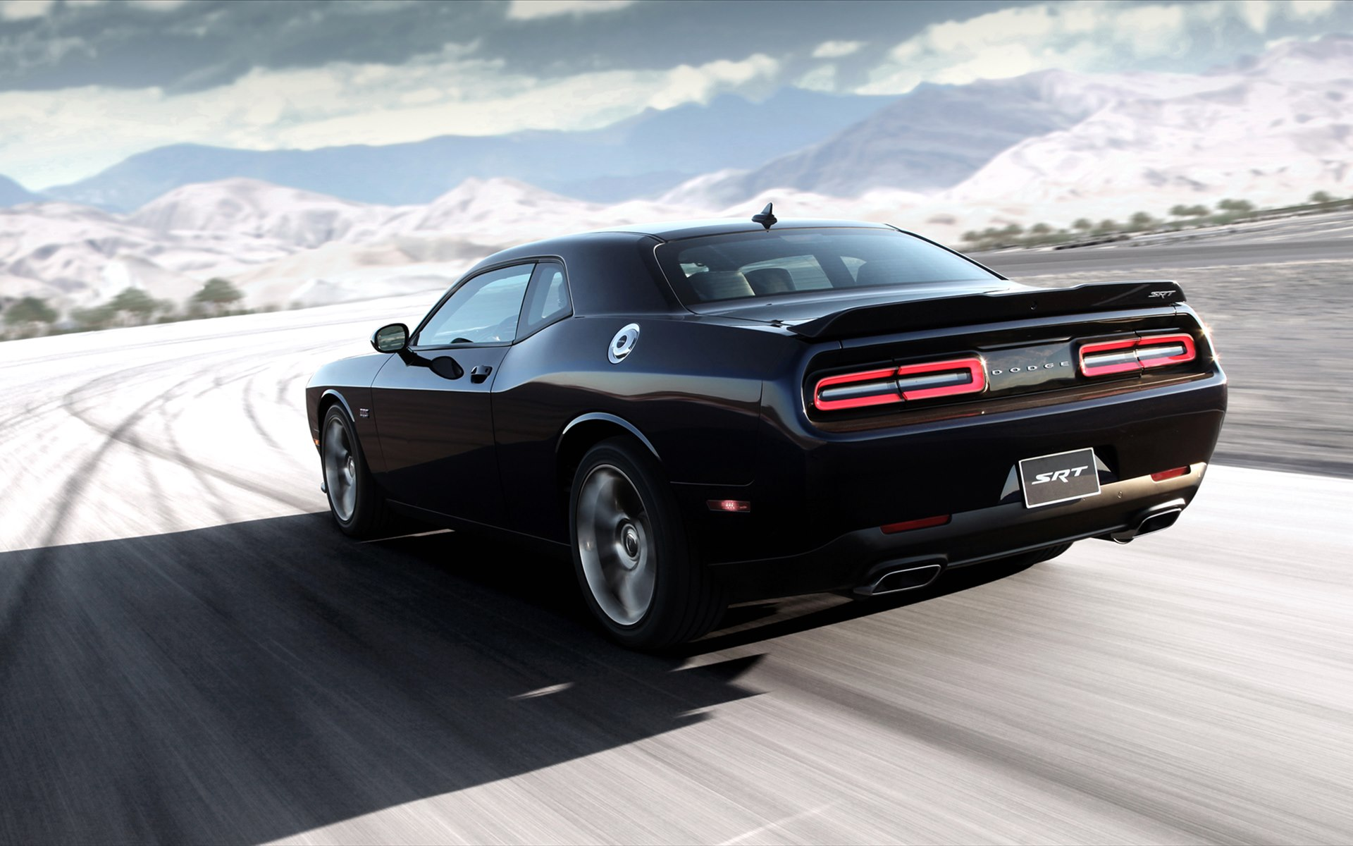 2015 Dodge Challenger SRT 4 Wallpaper HD Car Wallpapers 1920x1200
