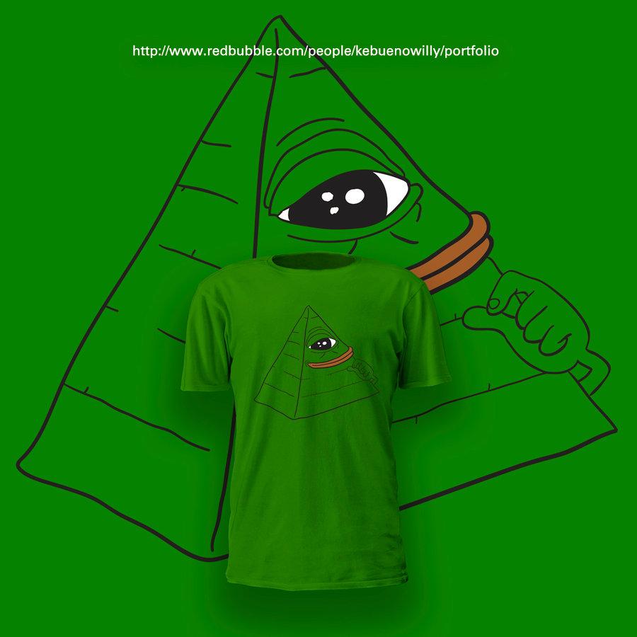 Smug Pepe   Pepe the frog   Pyramid Edition by kebuenowilly on 900x900