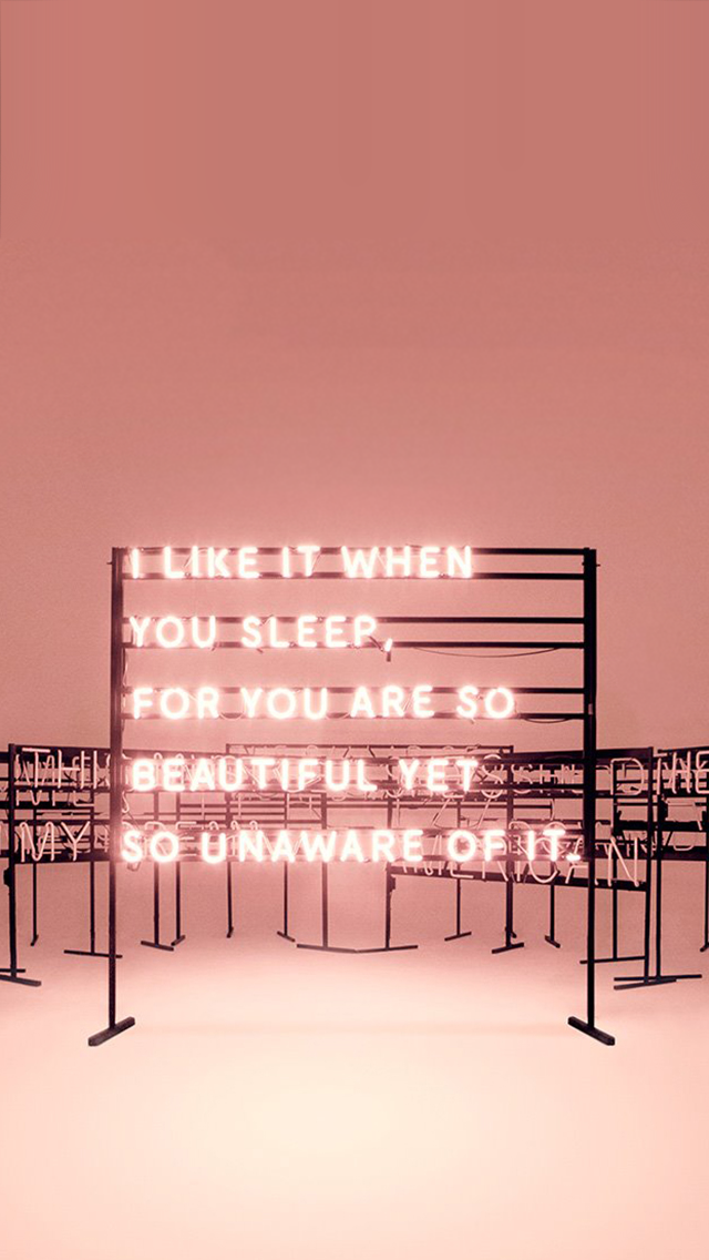 13 The 1975 Lock Screens Thatll Give Your Phone A Major Matty 640x1136