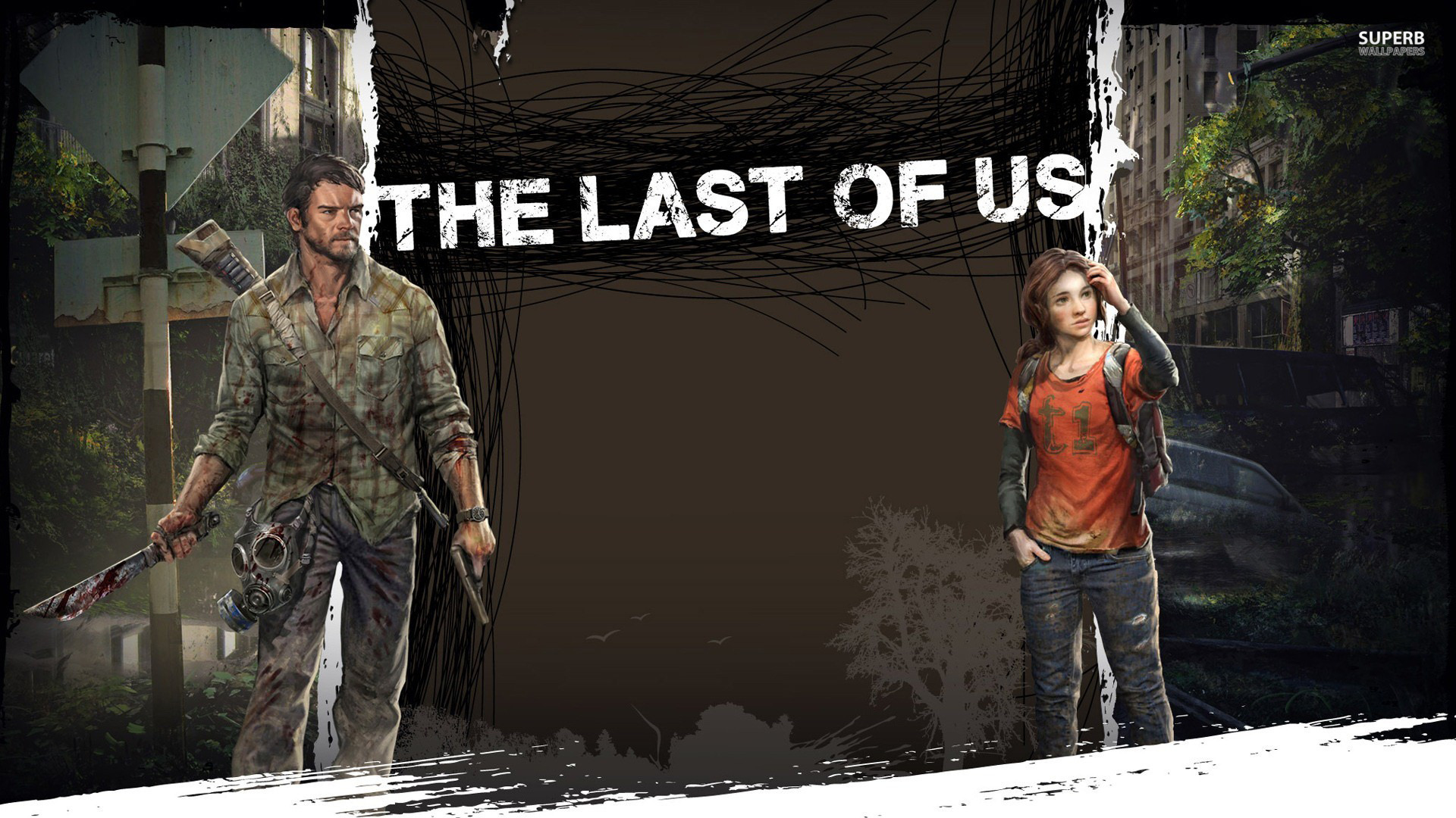 the last of us ellie wallpaper hdThe Last Of Us Wallpapers Full HD 1920x1080