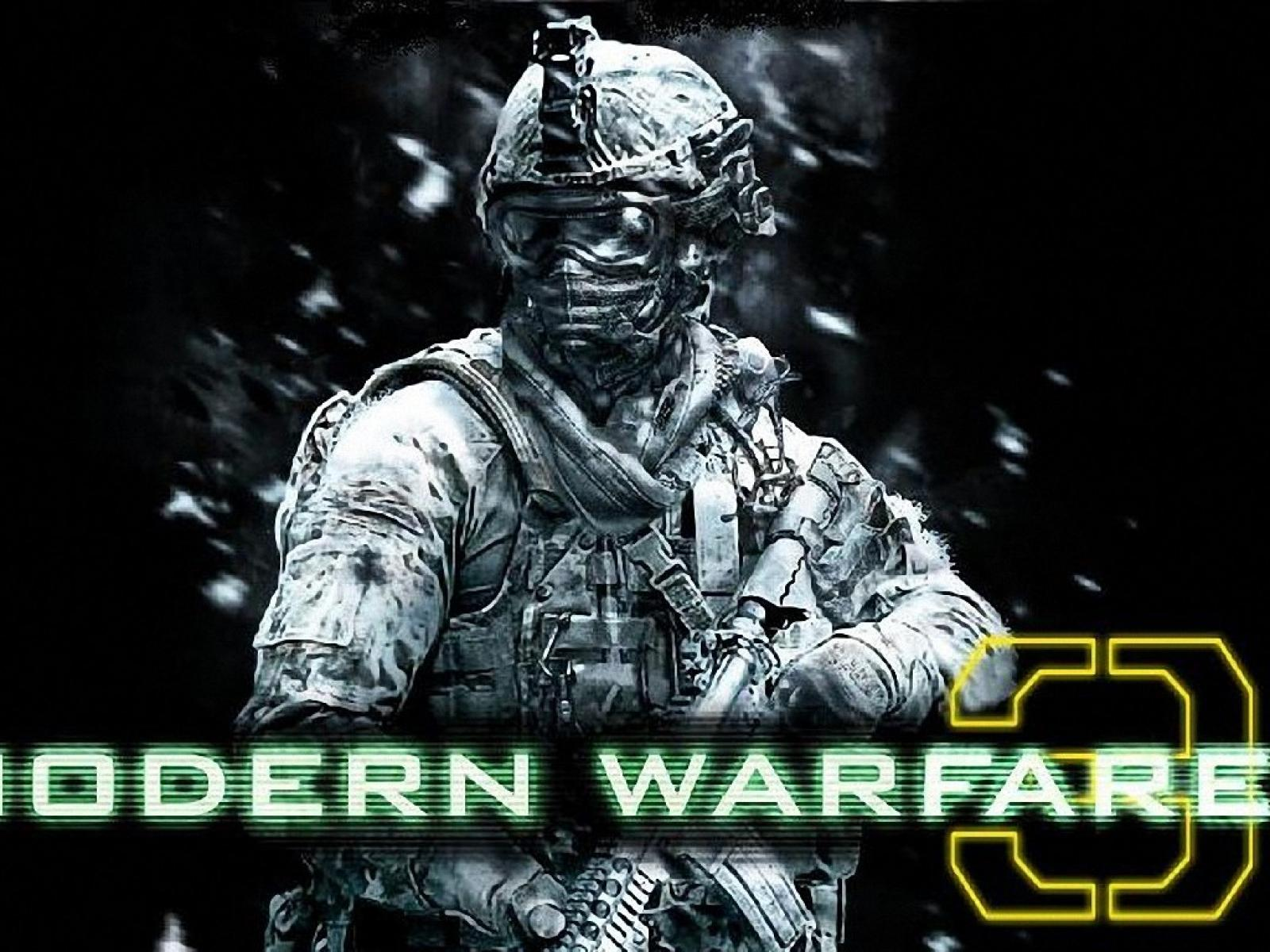 Call Of Duty Modern Warfare 3 Wallpapers Pictures Download 1600x1200