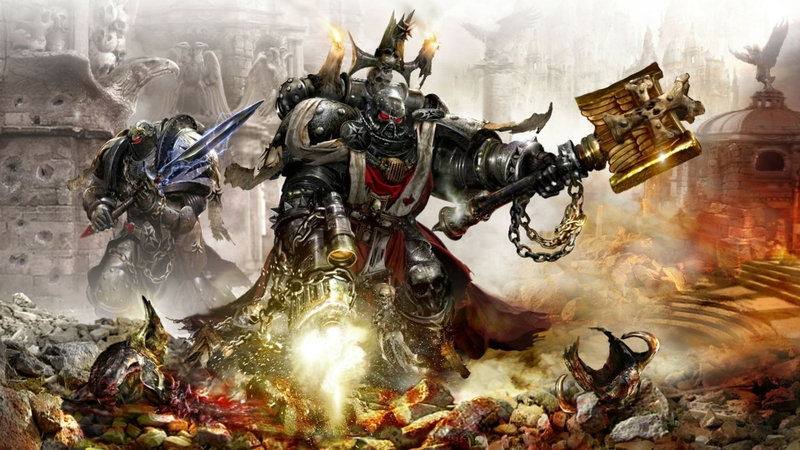 Wallpapers And Other Space Marine Related Art Warhammer 40000 800x450