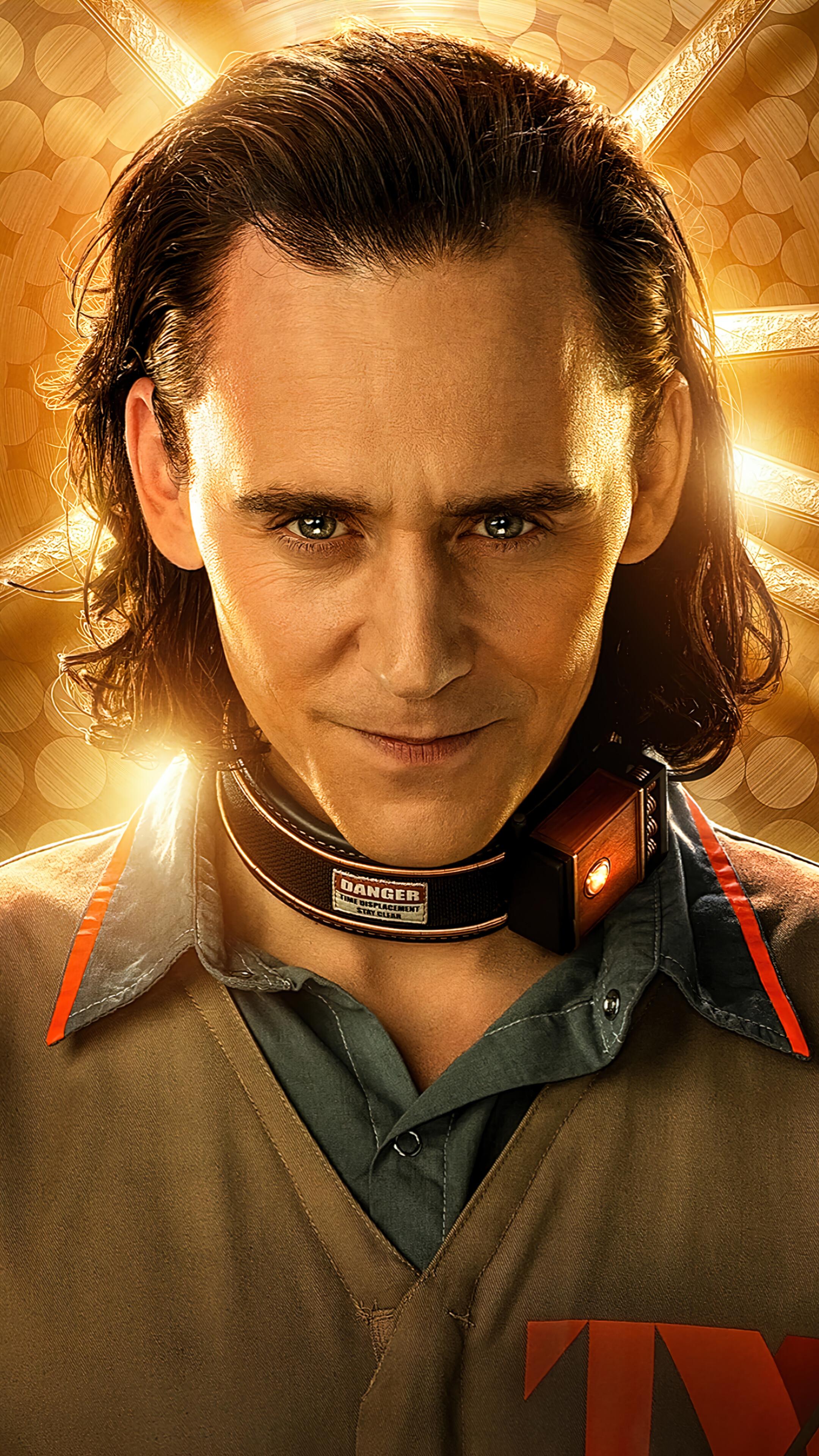Loki TV Series Tom Hiddleston Wallpaper 4K PC Desktop 2351a 2160x3840