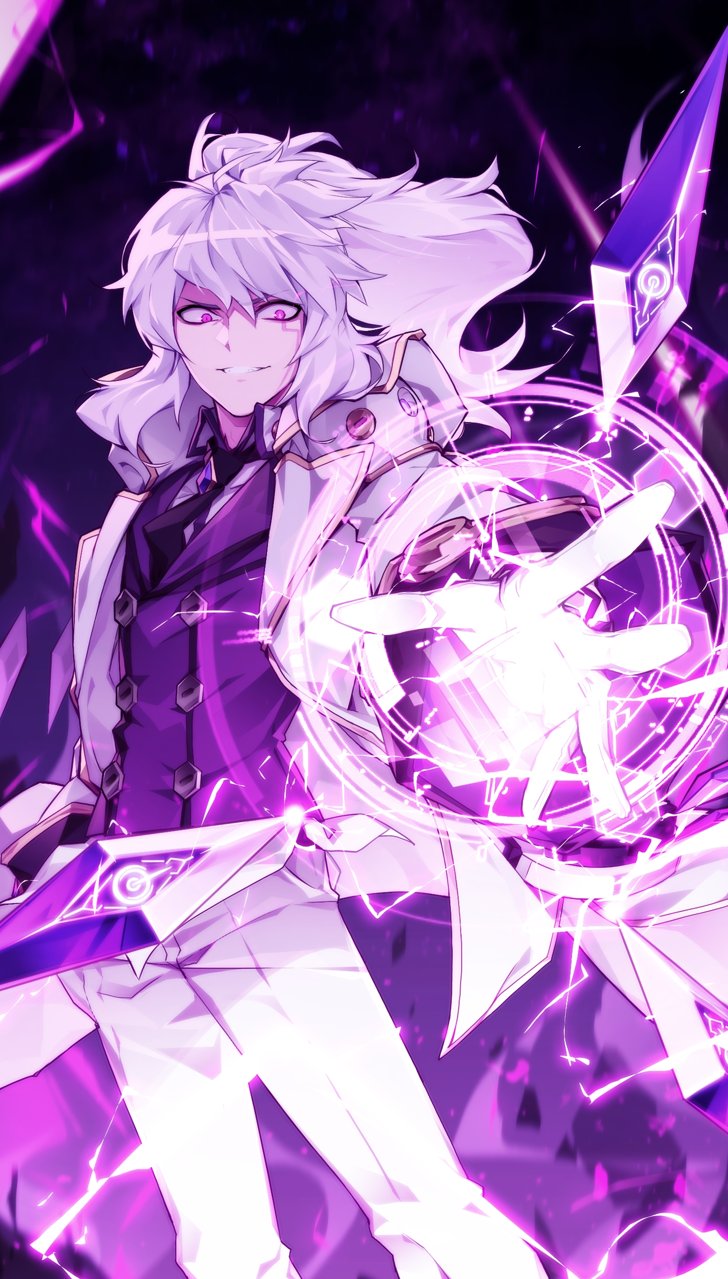 Elsword Mobile Wallpaper   Zerochan Anime Image Board 1480x2600