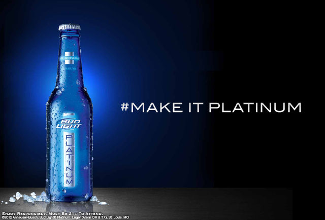 REVIEW Bud Light Platinum 2012 640x434