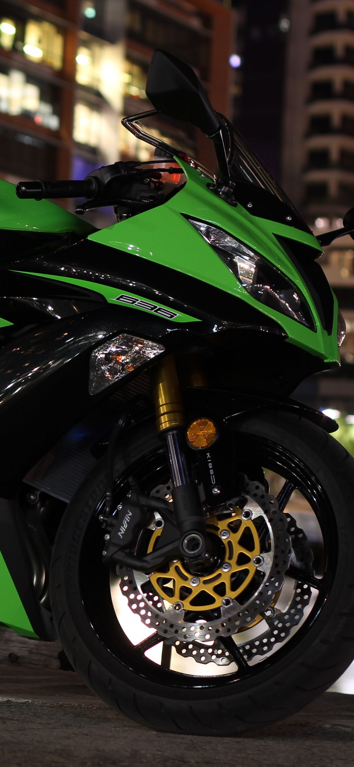 Kawasaki Zx6r Hd Hd Wallpapers backgrounds Download   Elsetge 1242x2688
