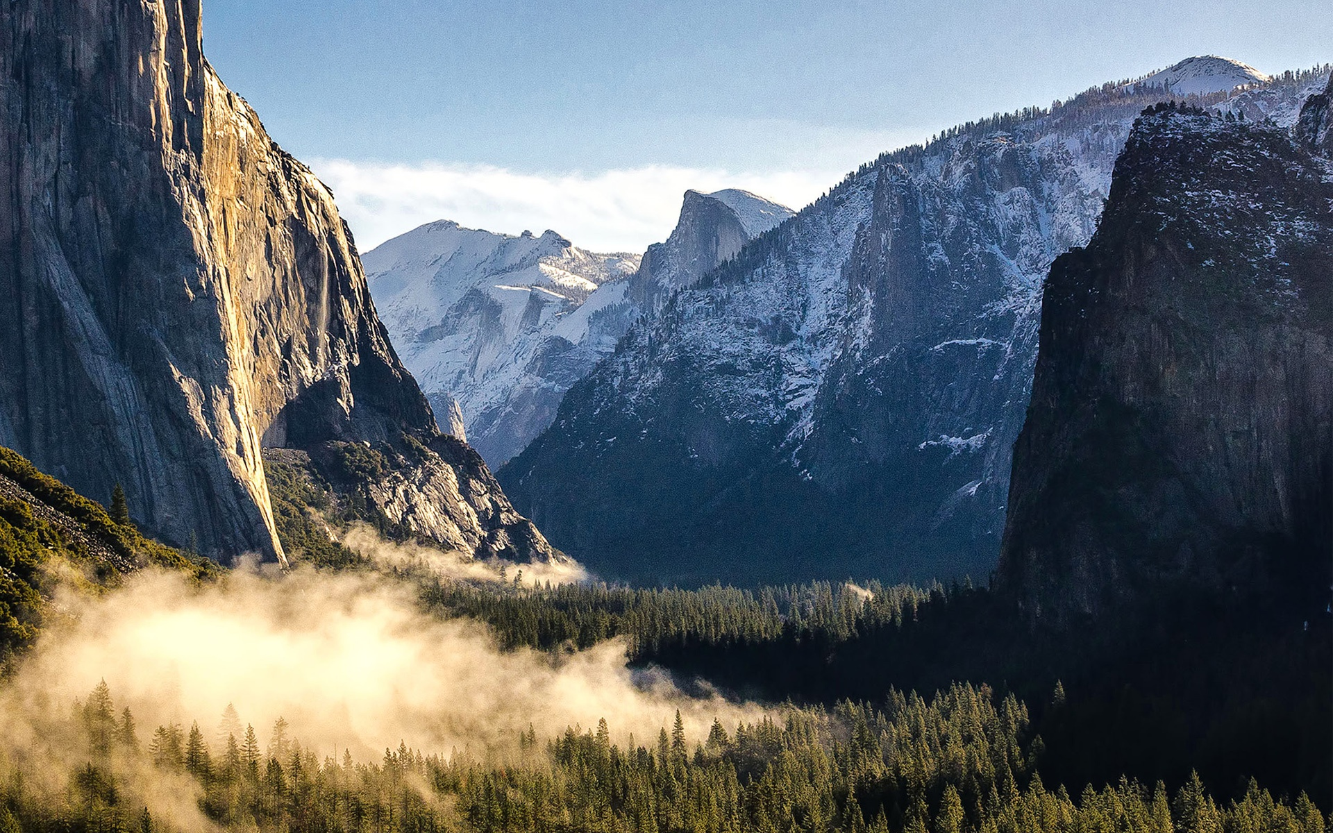 Mountains of Yosemite National Park Wallpapers HD Wallpapers 1920x1200