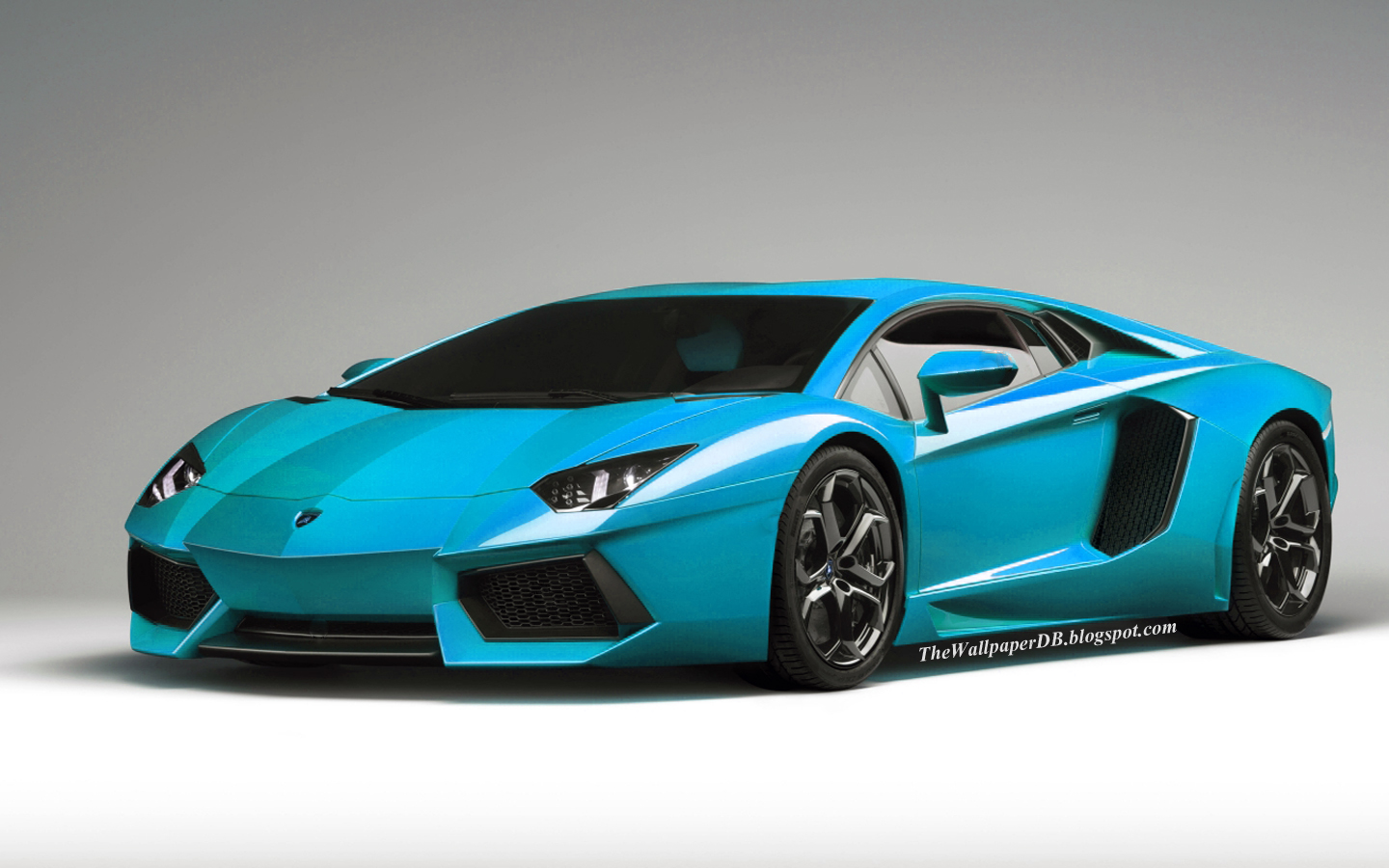 Lamborghini aventador wallpaper hd turquoise blue hd wallpaper The 1440x900