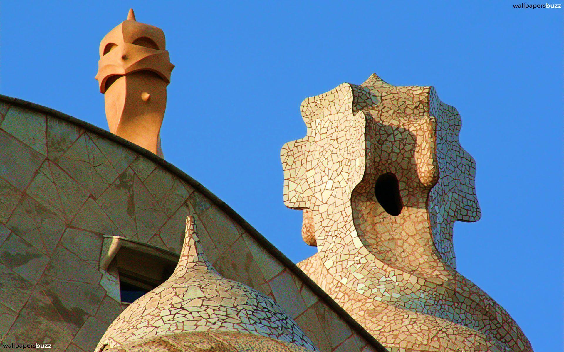 Gaudi Wallpapers 1920x1200