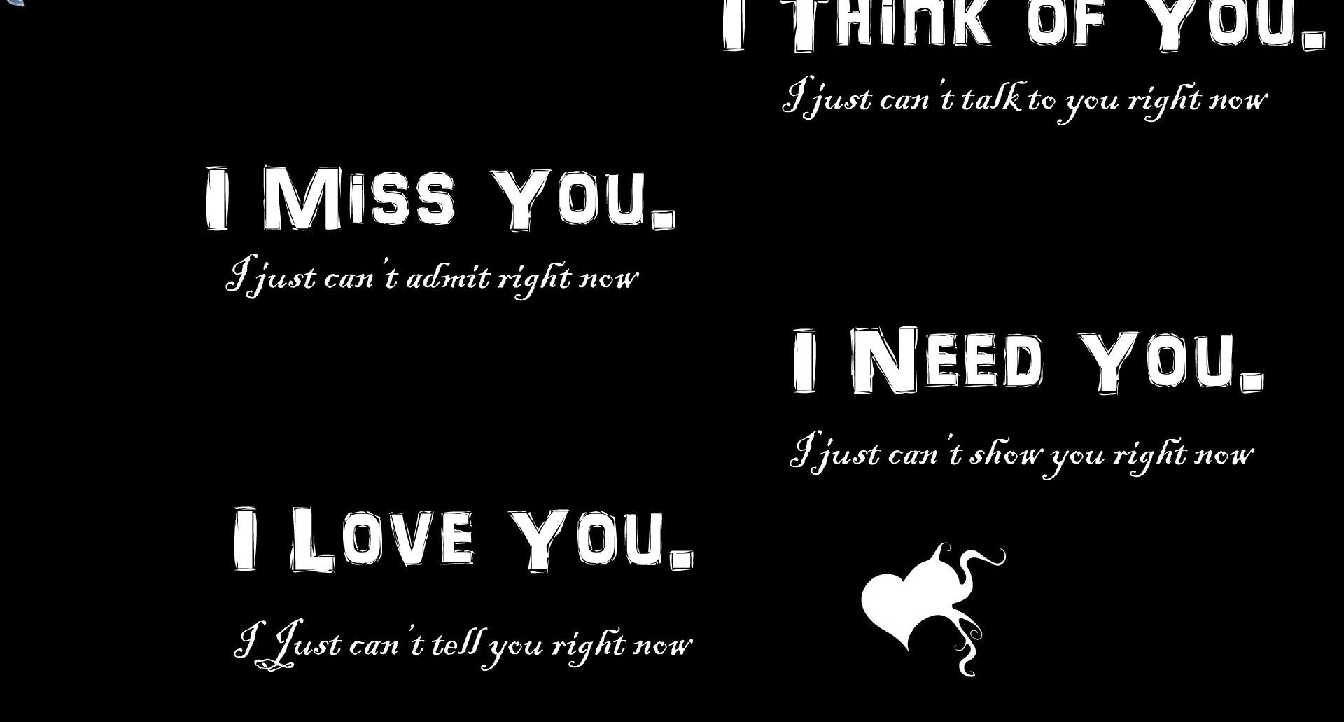 Love You Poems Wallpaper HD Download 1920x1031