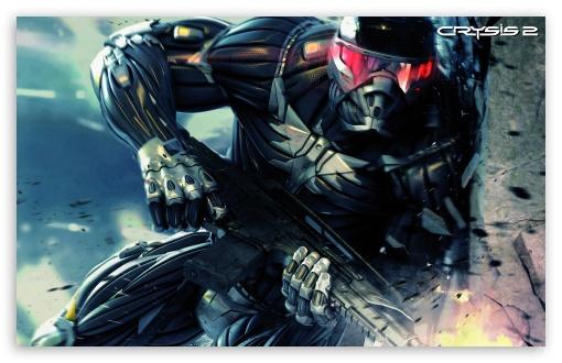 Crysis 2 Video Game HD wallpaper for Standard 43 54 Fullscreen UXGA 510x330
