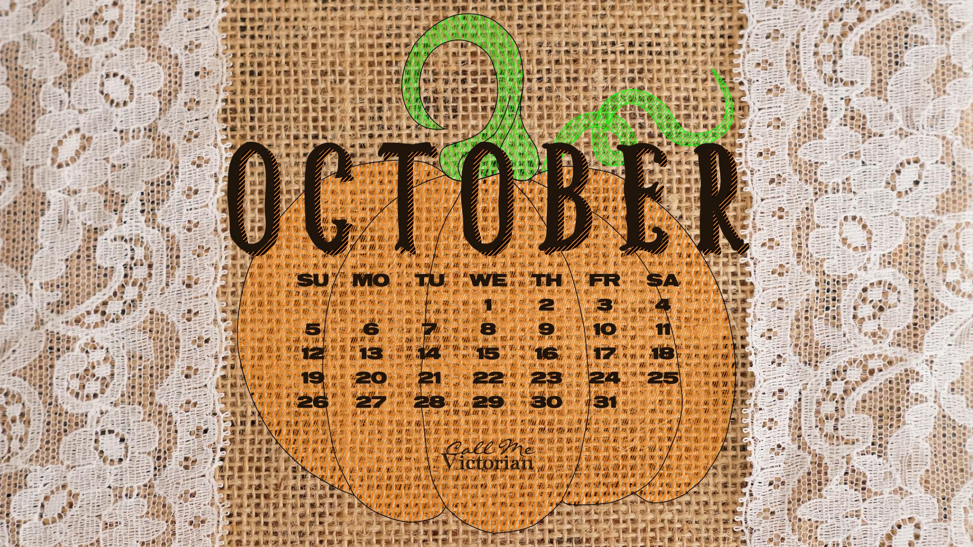 October - HD1920×1080