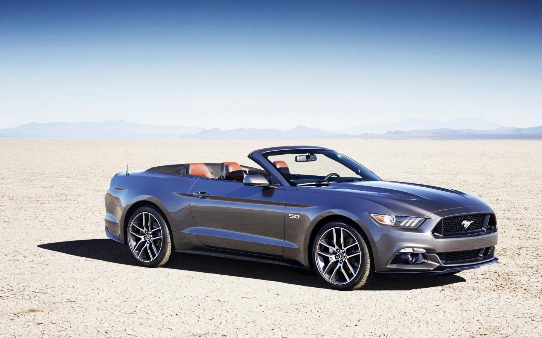 2015 Ford Mustang Convertible Wallpaper HD Car Wallpapers 1440x900