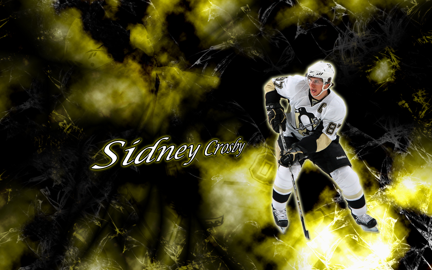 SIDNEY CROSBY Wallpaper   See best of PHOTOS of the Hockey Star 1440x900