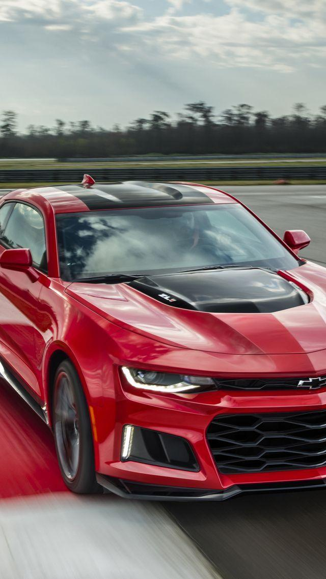 2017 Camaro Zl1 Wallpapers 640x1138