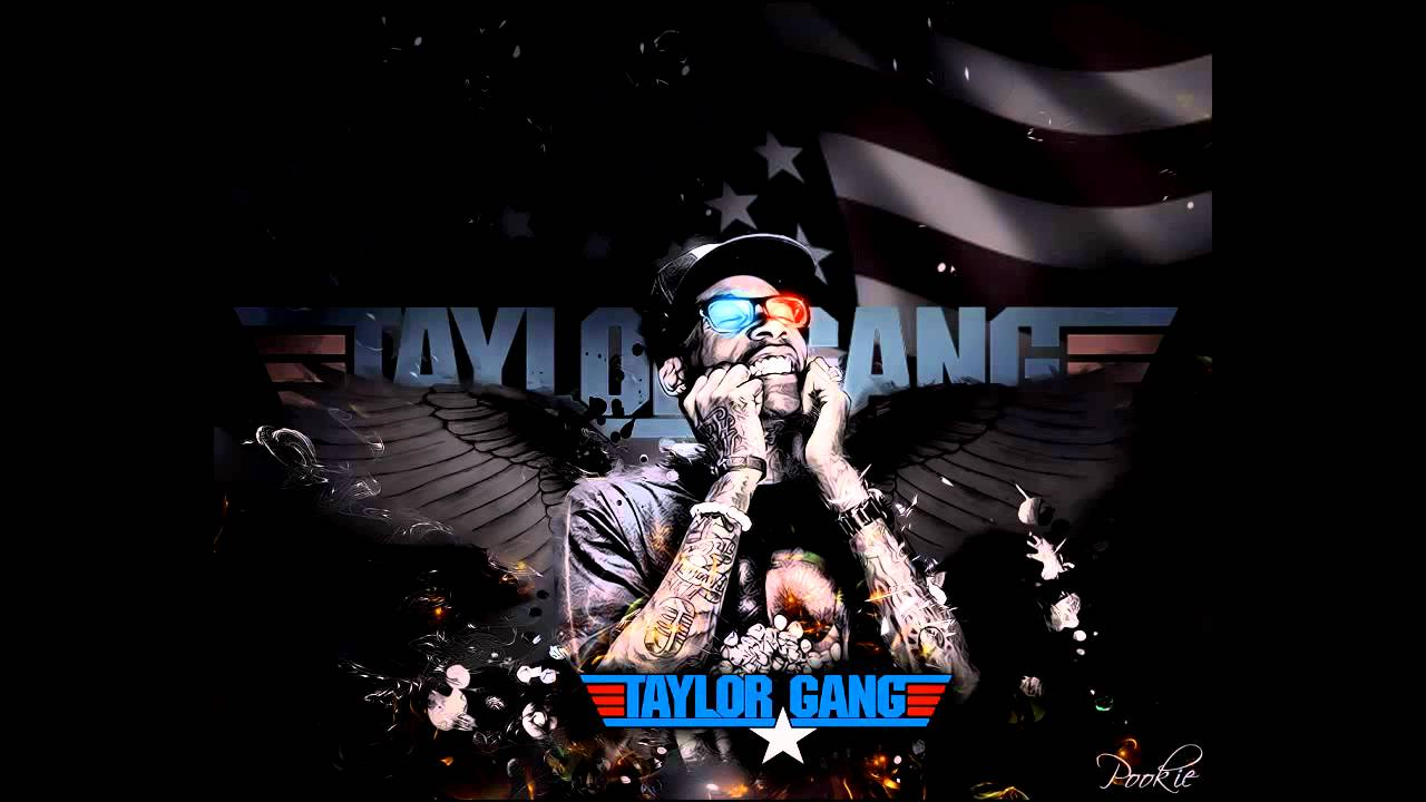 Wiz Khalifa Taylor Gang Wallpaper 1280x720