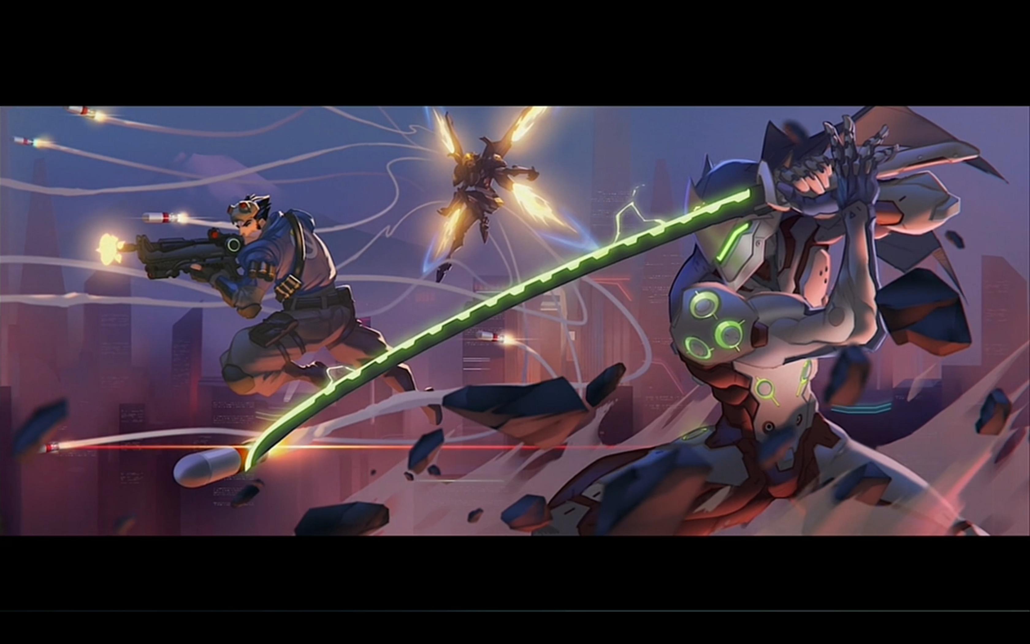 Overwatch First Trailer 7 3360x2100
