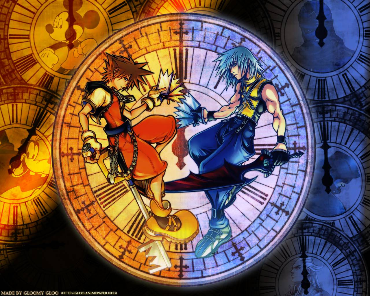 Kingdom Hearts Backgrounds wallpaper Kingdom Hearts Backgrounds hd 1280x1024