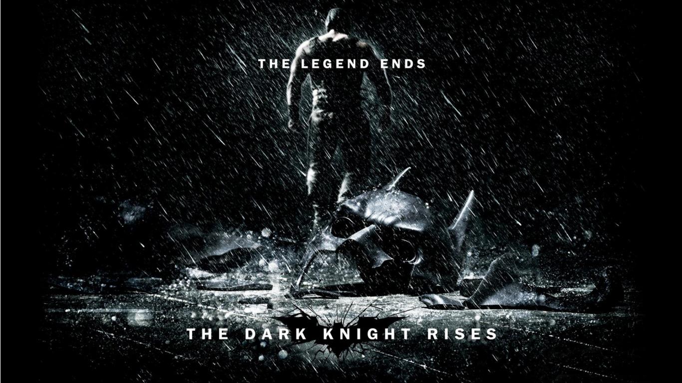 Batman The Dark Knight Rises HD Wallpapers n Resolution 1366x768 1366x768