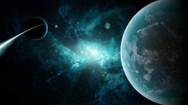 space stars planets earth 1920x1080 wallpaper High Quality Wallpapers 728x409