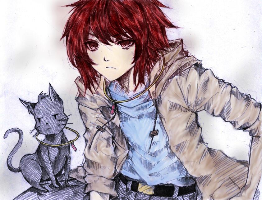 Yuuki   CodeBreakers by RayneForest 843x645