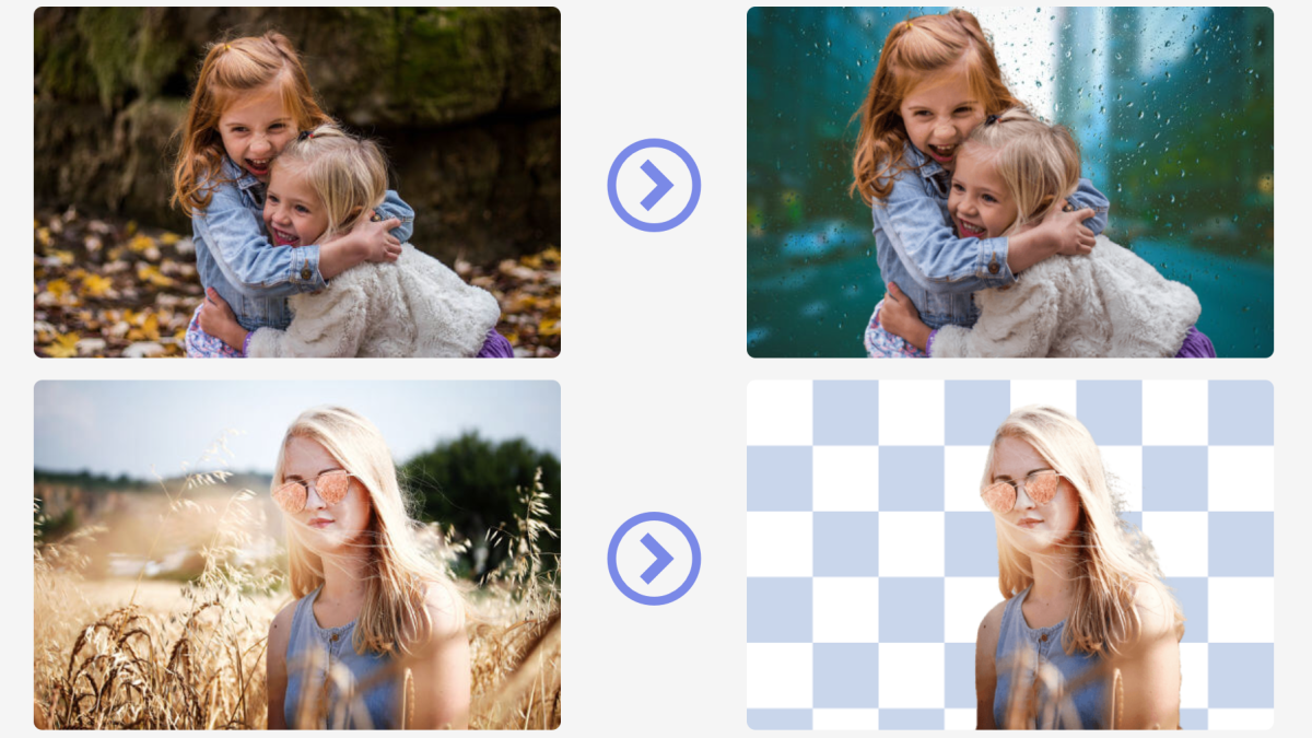 Quickly Remove the Background in Images Without Photoshop by Using 1200x675