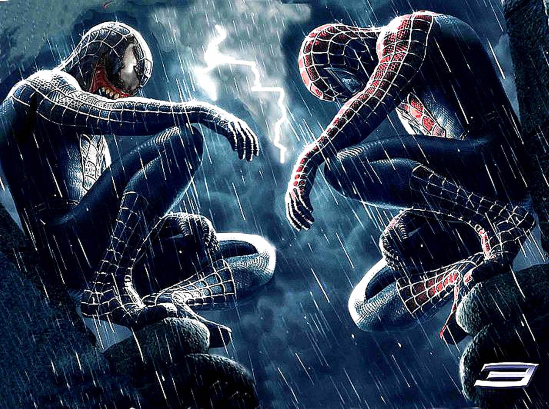 Spider Man 3 Teaser 3   Superhero Movie Poster 1449x1080