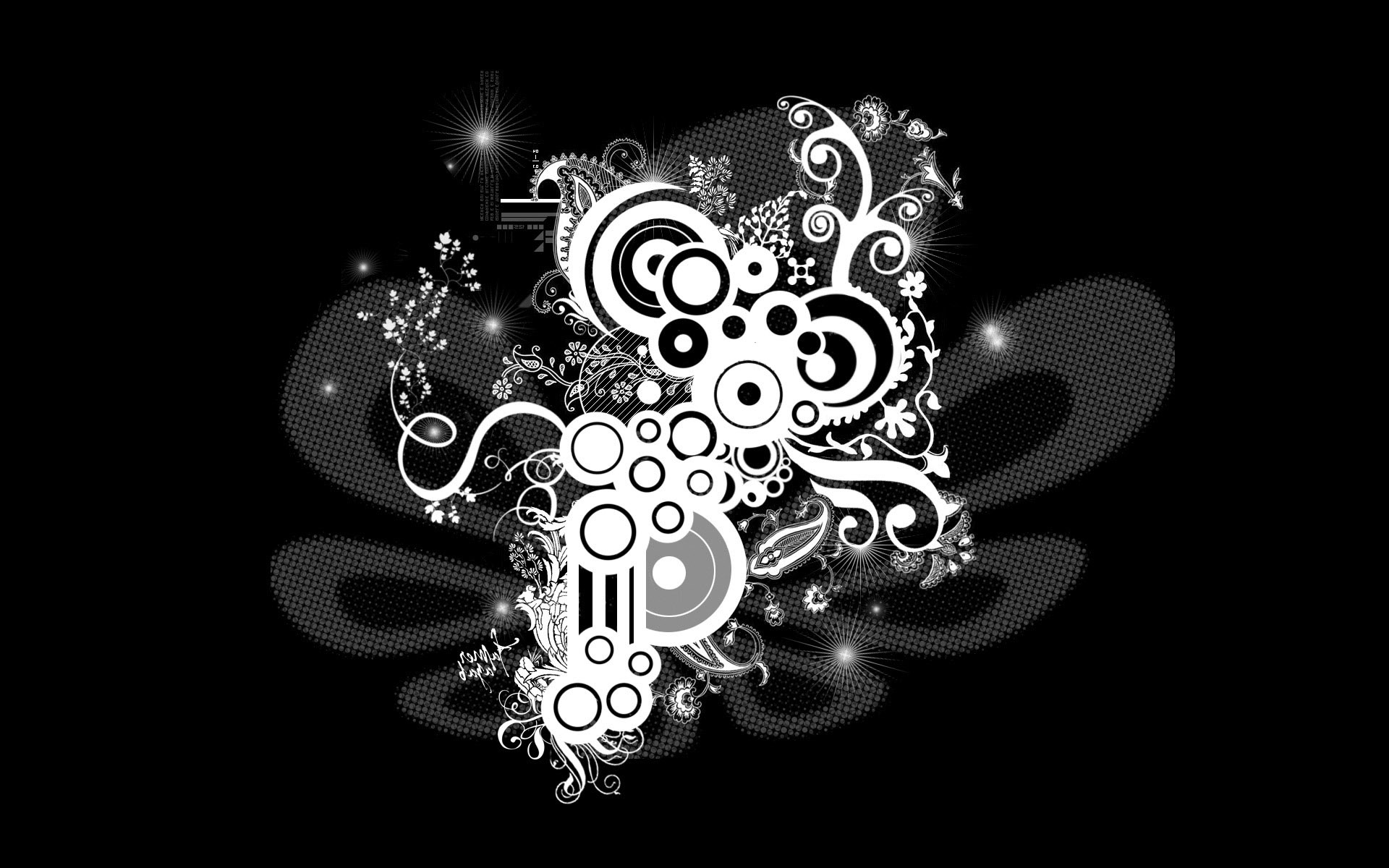 Search Results for Black And White Wallpaper Designs 1920x1200