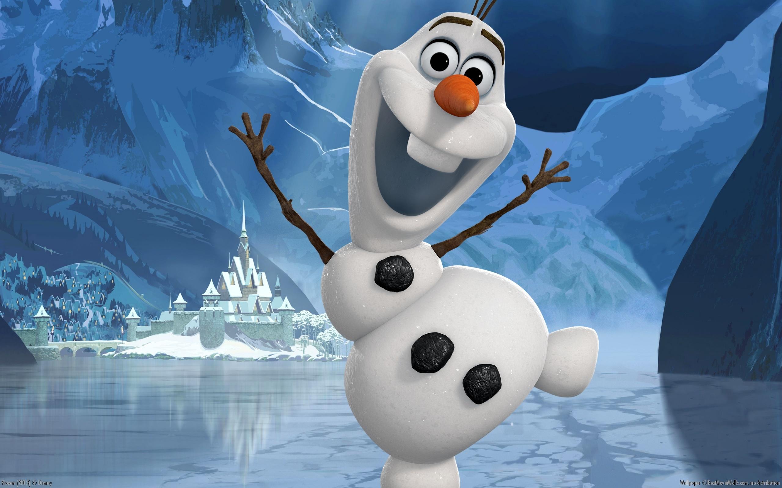 Frozen images Olaf Wallpaper wallpaper photos 36065985 2560x1600