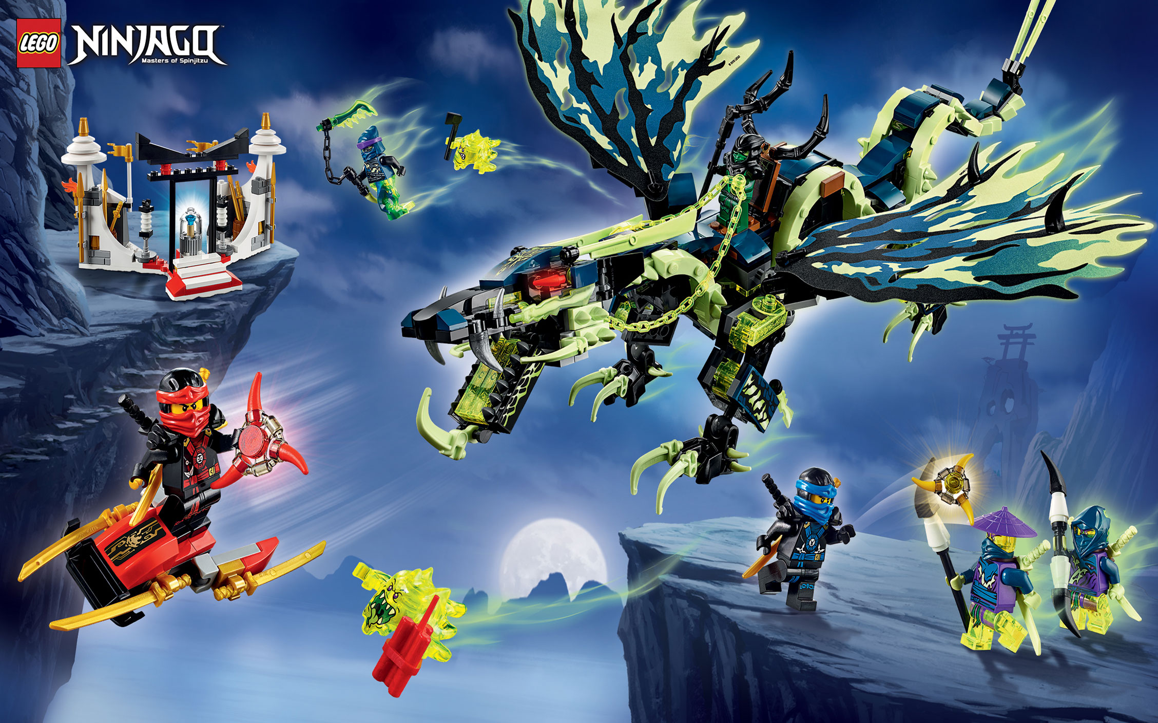 70736   Wallpaper   Activities   Ninjago LEGOcom 2256x1408