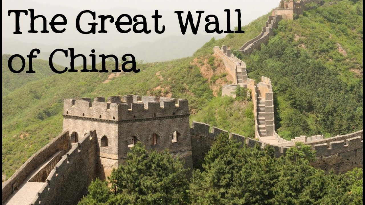 The History of the Great Wall of China for Kids   FreeSchool 1280x720