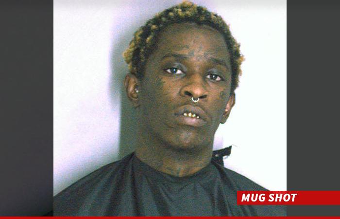 Young Thug With Guns 700x450