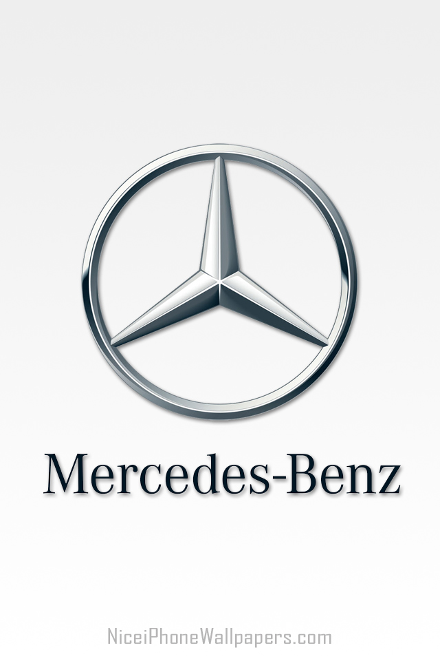 Mercedes Benz Logo Wallpaper Wallpapersafari