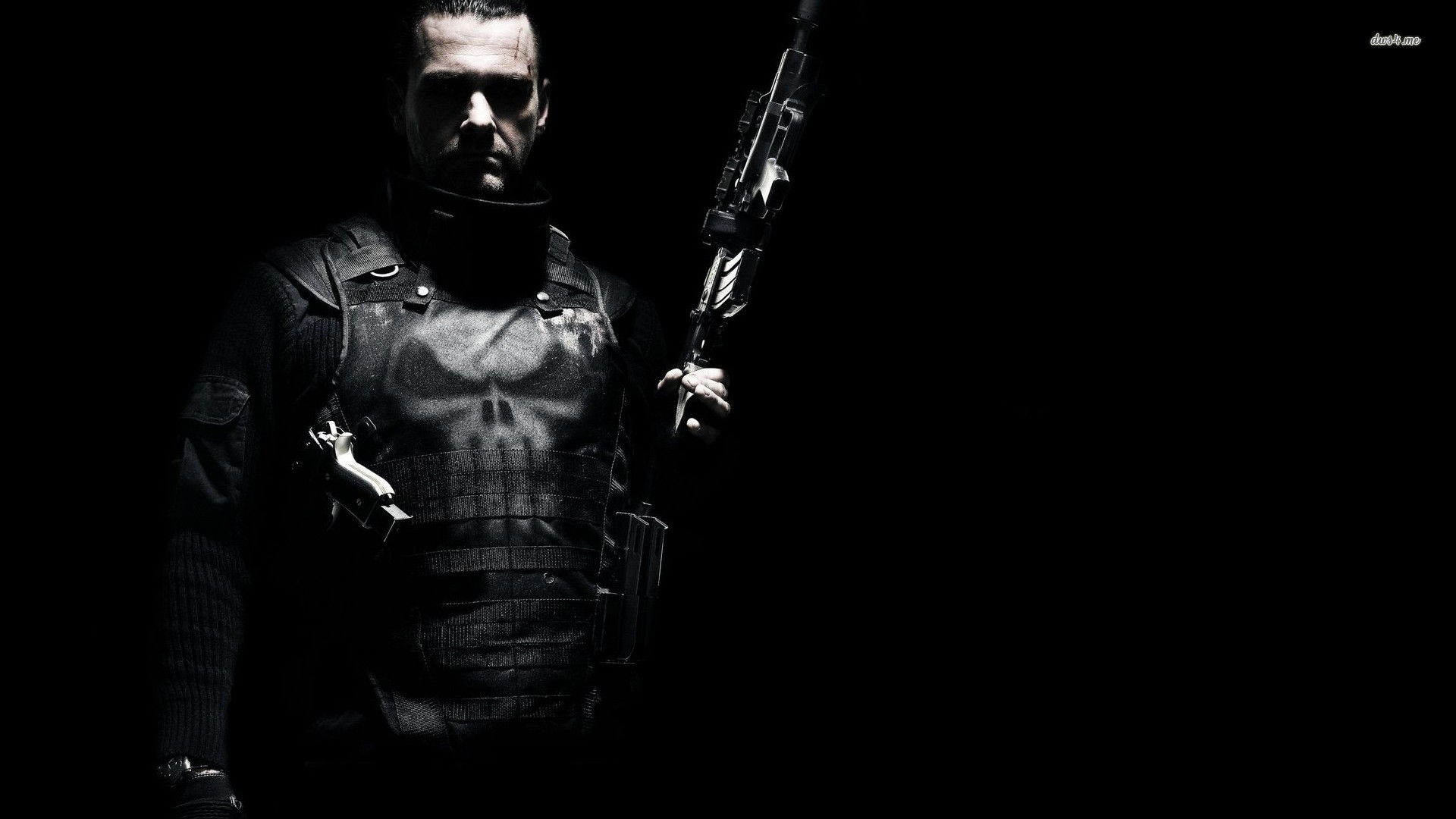 Punisher Wallpaper PC Attachment 16390 - HD Wallpapers Site