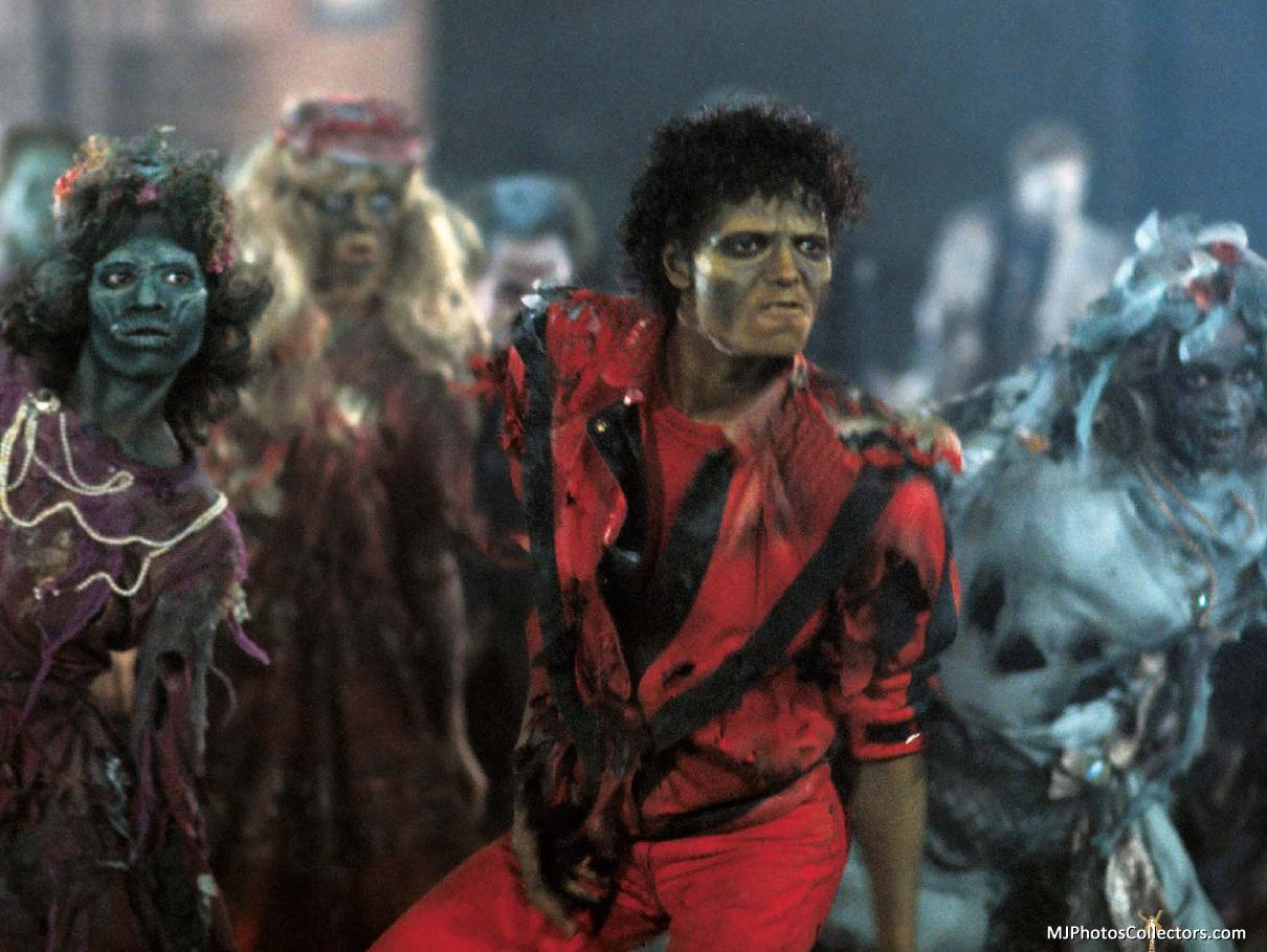 Free Download Michael Jackson Thriller Wallpapers 1210x909