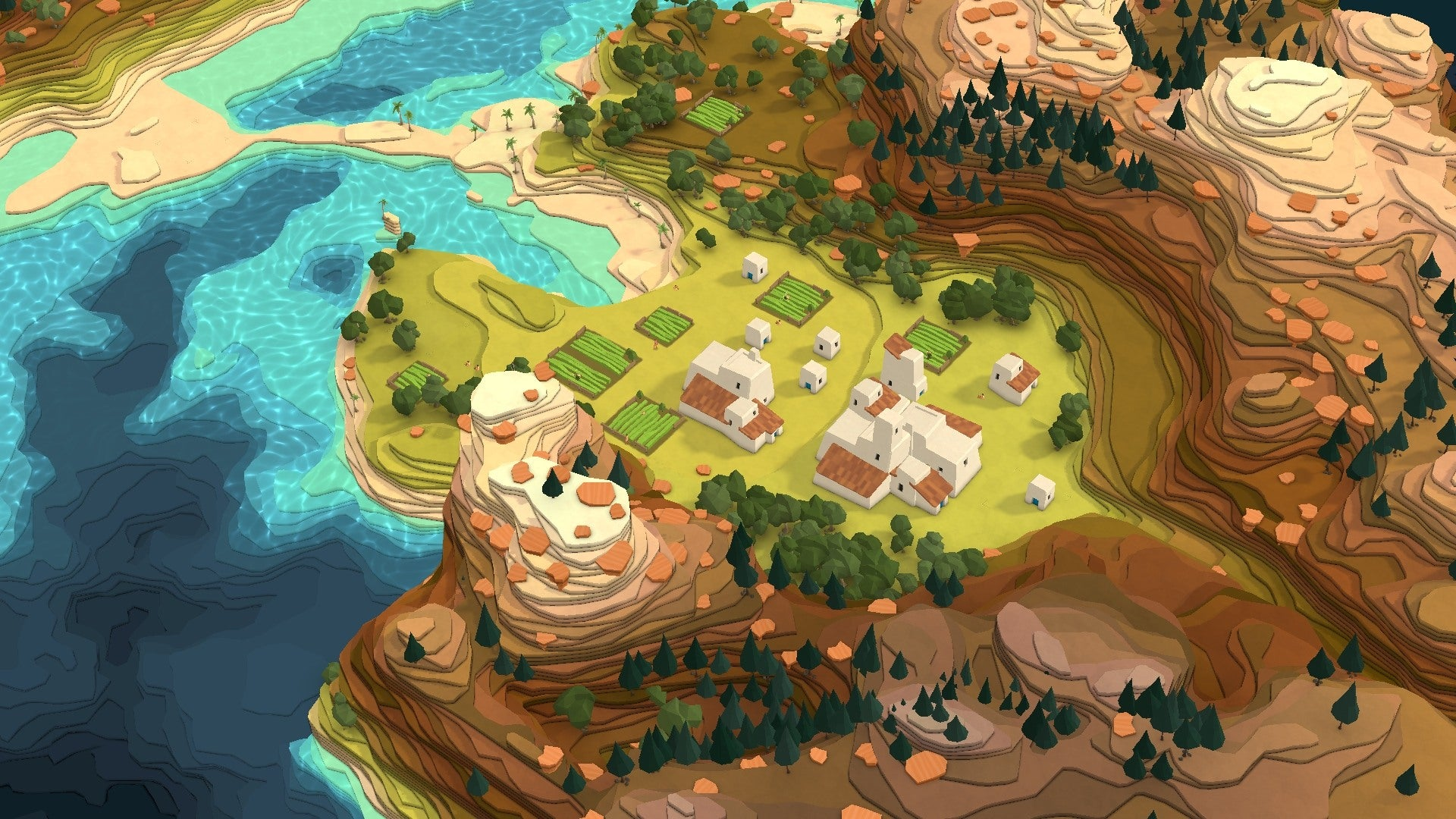 Godus Screenshots Pictures Wallpapers   Android   IGN 1920x1080
