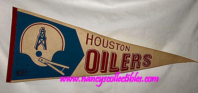 HOUSTON OILERS 636x300
