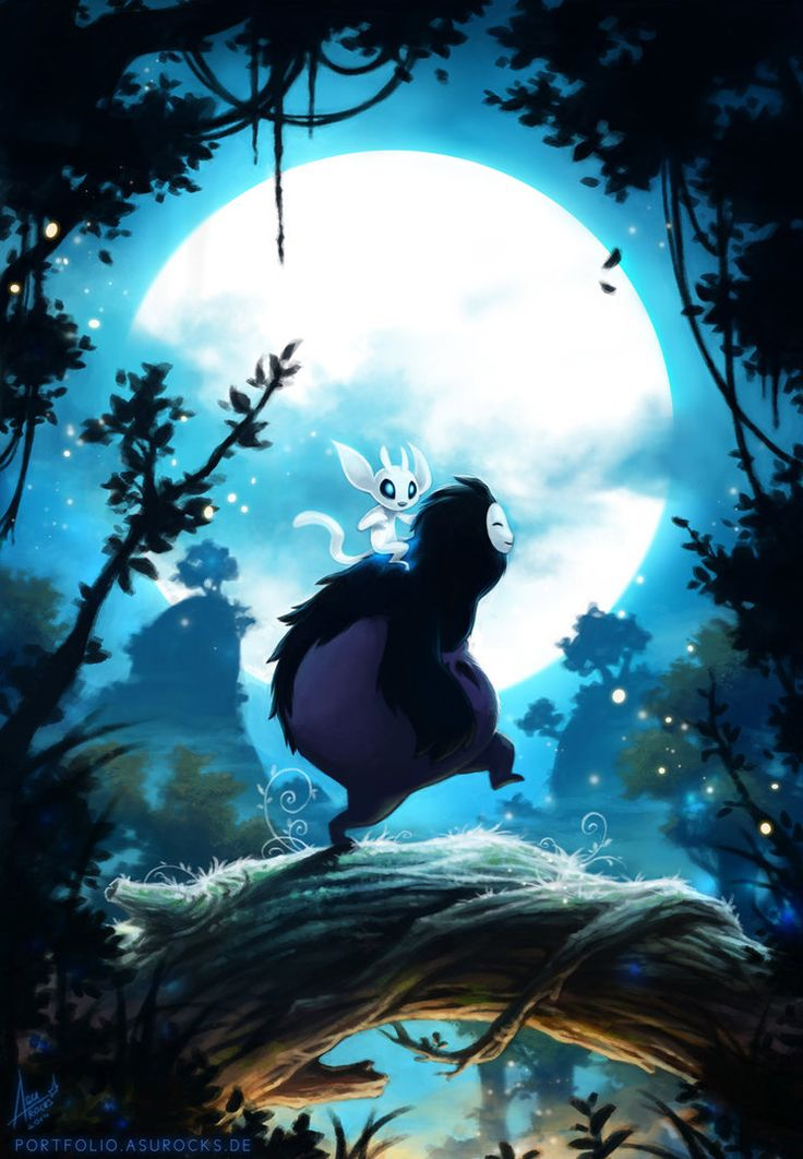61 best Ori and the Blind Forest images on Pinterest ...