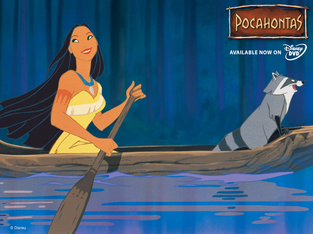 a view of the life of the algonquian indian princess pocahontas